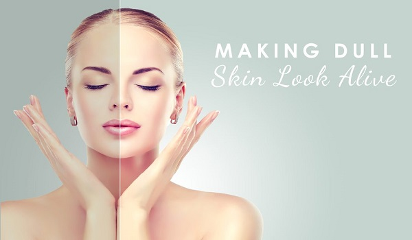 Dull skin treatment in Delhi